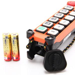 天井クレーン ホイスト チェンブロック ユニックの無線化 特定小電力
