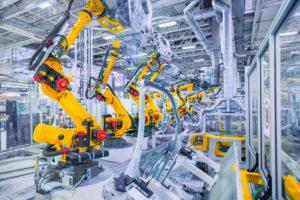 工場内生産設備・運搬設備(ベルトコンベア、移動搬送台車・電動台車)無線化|テレクレーン